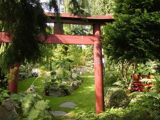 Haver vi har besøgt - Japansk Inspirerede haver